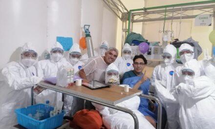 Este viernes en Xalapa, 15 nuevos casos positivos de covid-19 y 3 personas fallecidas.