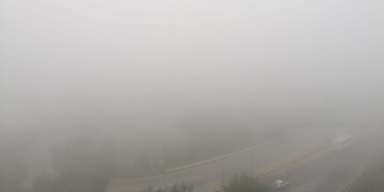 Boletín Meteorológico: domingo nublado con nieblas, lloviznas y lluvias dispersas en #Veracruz; en la costa centro-sur, el viento del Norte con rachas de 70-85 km/h, oleaje elevado; ambiente fresco a frío, heladas en montañas. Extreme precaución.