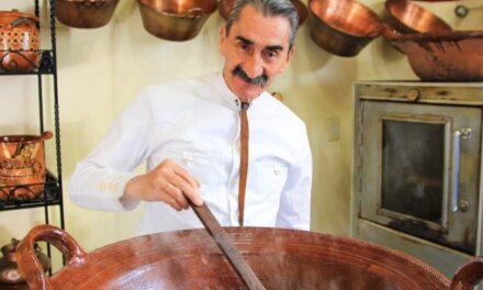 Murió Yuri de Gortari, reconocido cocinero e investigador gastronómico mexicano