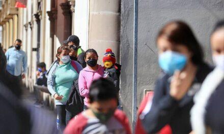 La noche de este domingo en Xalapa 4 nuevos casos positivos de Covid19