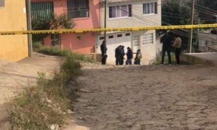 Abandonan restos humanos en colonia de Xalapa