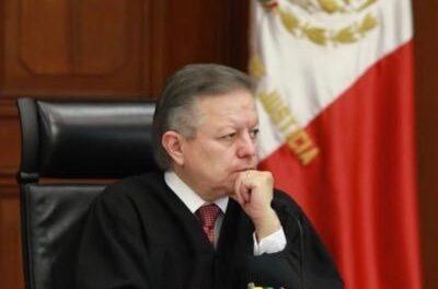 Arturo Zaldívar presenta segundo informe de labores del Poder Judicial de la Federación