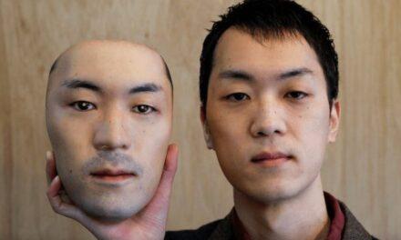 Ponen a la venta mascarillas hiperrealistas con la cara de otra persona