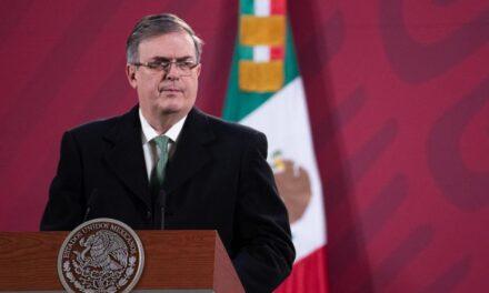 Mañana llegan a México 1, 417 mil dosis de la vacuna Pfeizer: Marcelo Ebrard