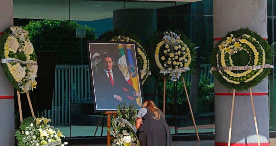 Una persona detenida por su probable relación con el homicidio del ex gobernador Aristóteles Sandoval