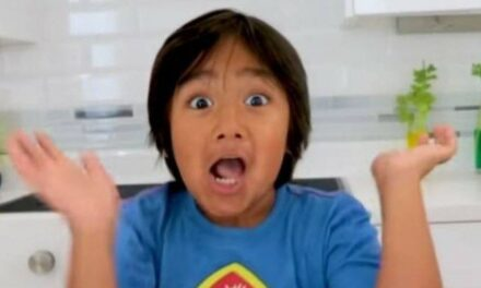 El niño de 9 años, Ryan Kaji, es el youtuber mejor pagado del año tras ganar 29.5 millones de dólares