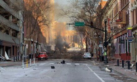 Video e imagenes: Explosión sacude Nashville