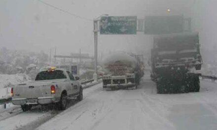 ¡Caerá nieve! Ingresa la cuarta tormenta invernal y el frente frío 24 al país
