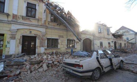 Video: Primeras imágenes tras fuerte sismo en Croacia de 6.4. El más fuerte registrado en ese país en 2020