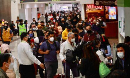 Mueren mil 052 por COVID-19 este miércoles en México
