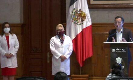 Lanza gobernador de Veracruz alerta ante incremento de COVID-19