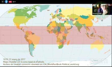 Trópico concentra el 43 por ciento de la población mundial