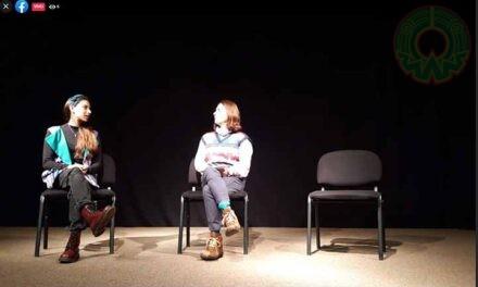 Convertir la ficción en realidad me llevó a la dramaturgia: Ingrid Cebada