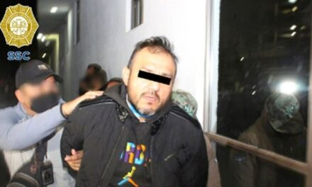 """Cae """"el Pipis"""", integrante del cártel Unión Tepito y tío de """"Irving"""", líder de la organización delictiva"""
