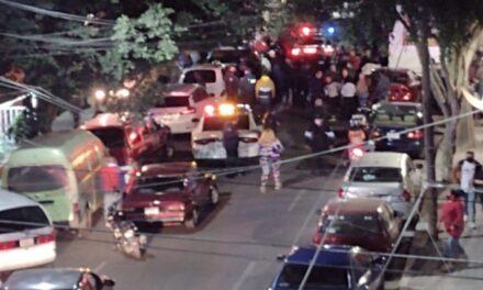 Balcera en Miguel Hidalgo deja 5 fallecidos