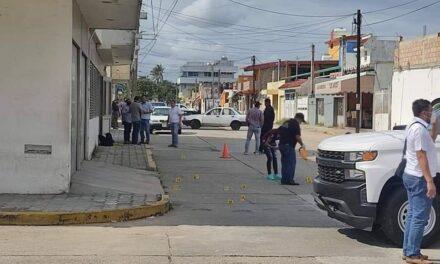 Atacan a 3 hombres que habían sido liberados esta mañana en Coatzacoalcos