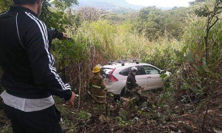 Se salen en la carretera Coatepec – Xico