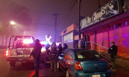 2 baleados tras riña en el interior del Bar As de Oros en Xalapa