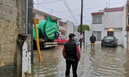 Informe de Protección Civil, tras las afectaciones por la lluvia en Xalapa.