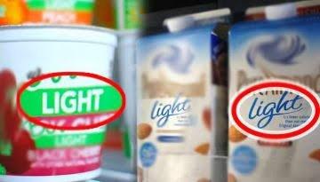 Profeco advierte sobre productos que dicen ser light y no lo son: ve cuáles son