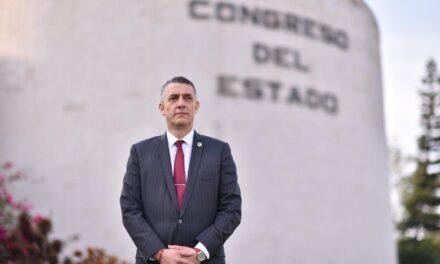 Garante, Cuitláhuac García del progreso social, educación, salud y la alimentación de las y los veracruzanos: Víctor Vargas
