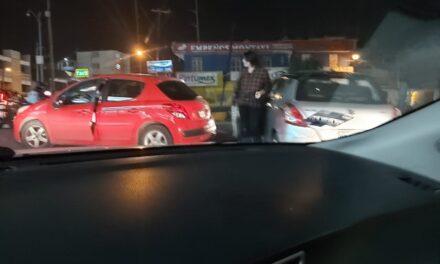 Accidente de tránsito en Jardines de Xalapa