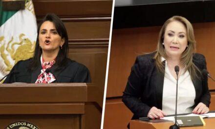 Dos mujeres presidirán las Salas del máximo Tribunal del país por primera vez, se trata de Margarita Ríos Farjat y Yasmin Esquivel Mossa