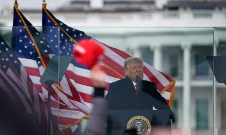 Miles de seguidores de Trump se concentran en Washington