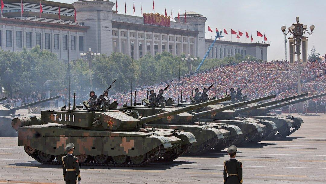 """Xi Jinping ordena al ejército de China estar listo para la guerra """"en cualquier momento"""""""