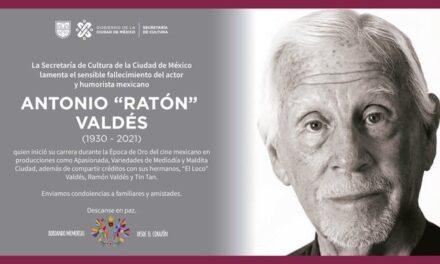 Antonio Gómez Valdés de Castillo, el último de los hermanos Valdés, falleció este día.