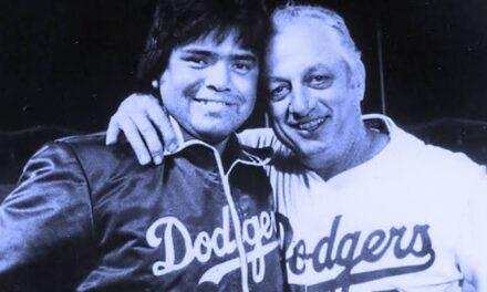 Falleció Tom Lasorda la eterna leyenda de los Dodgers de Los Ángeles