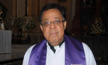 Fallece por covid-19 padre Víctor Díaz Mendoza vocero de la Diócesis de Veracruz