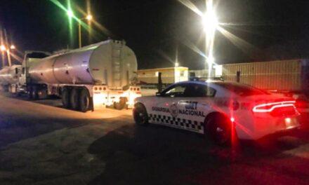 Aseguran más de 14 mil litros de hidrocarburo robado en Coahuila