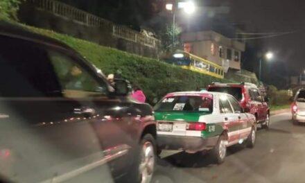Carambola en la avenida Rébsamen, Xalapa