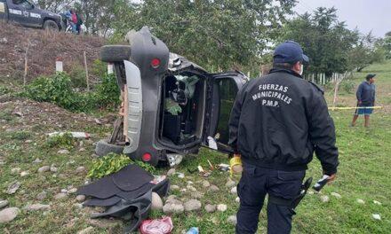 Muere mecánico en accidente en Espinal, Veracruz