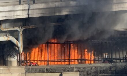 Desalojan ensayo de toma de protesta de Biden por incendio cercano al Capitolio
