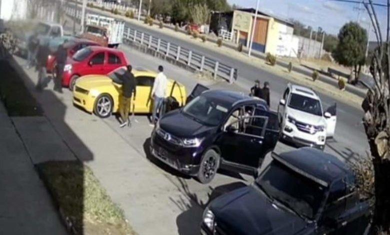 Localizan elementos de la GN  tras ser retenidos por un presuntos delincuentes en Zacatecas