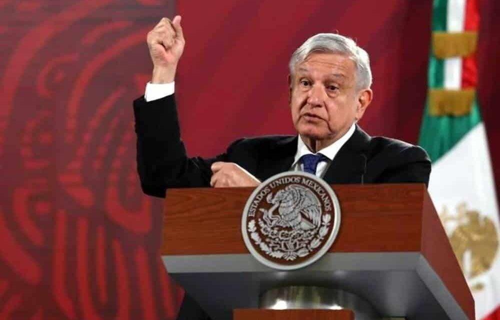 INE aprueba que AMLO no hable sobre el proceso electoral en ´las mañaneras´