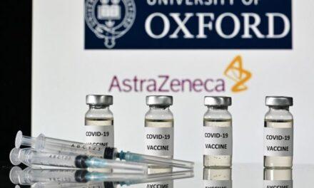 Envían a México principio activo de AstraZeneca para envasar 6 millones de dosis
