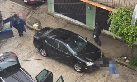 Confirma SSP 6 personas liberadas y 5 delincuentes abatidos este día en Xalapa