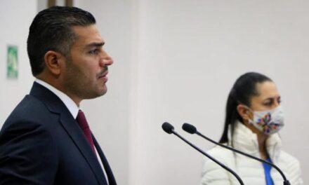 García Harfuch desmiente a Reforma por pago de narco: nada que ocultar