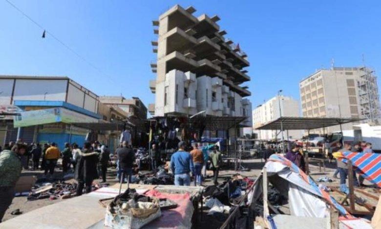 Doble ataque terrorista suicida en Bagdad deja 32 muertos y más de 100 heridos