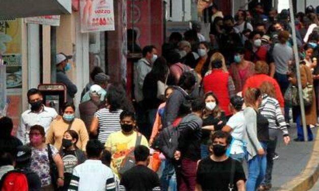 La noche de este jueves en Xalapa 36 nuevos contagios de COVID19 y 10 defunciones