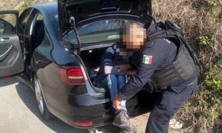 En Tihuatlán, rescata SSP a joven privado ilegalmente de su libertad Destacado