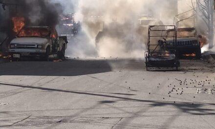 VIDEO: PIPA DE GAS EXPLOTA EN LA COMUNIDAD DE PUEBLO NUEVO, CHALCO