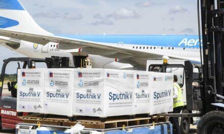 Primeras 200 mil vacunas Sputnik V llegaría a México la próxima semana: Insabi