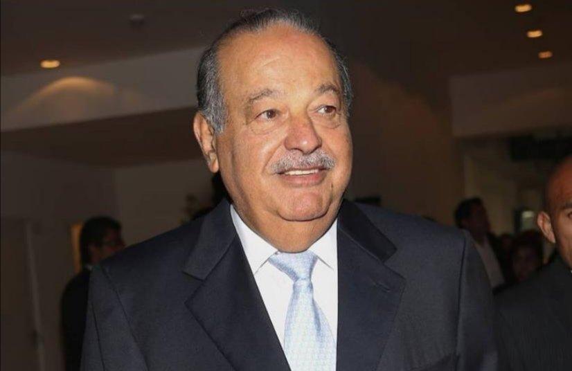 Carlos Slim está hospitalizado para 'monitoreo' de la Covid-19, pero 'está muy bien'