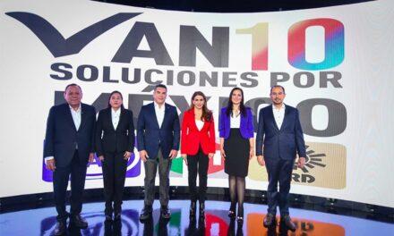 TEPJF confirma validez de coalición Va por México