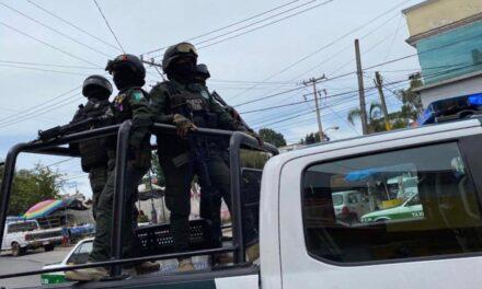 SSP logró la detención de tres sujetos que asaltaron la tienda Sanborns del Puerto de Veracruz.