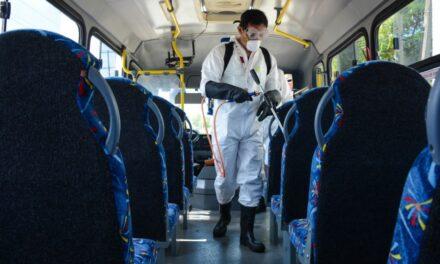 En el estado restringen al 50% la cantidad de pasajeros en transporte público